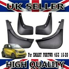 Mud Flaps Splash Guards Mudguards For Smart fortwo 453 W453 C453 A453 2015-2020
