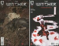Dark Horse The Witcher Fading Memories #2 Comic Book Set LCSD Sztybor Mir NM