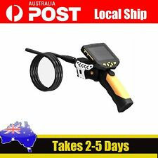 5M Cable Dia 8.2mm Tube Snake Camera Endoscope Inspection Borescope Video DVR