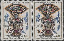 """FRANCE TIMBRE N° 1493 """" TAPISSERIE LURCAT VARIETE COULEUR """" NEUFS xx TTB K121c"""