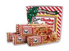 Claxton Fruitcake Five Pound Regular Recipe Free Shipping