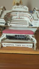 FINAL PRICE DROP Blackpool famous Organ From balckpool tower Hand Painted