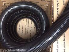 RIGGING HOSE 12 FT 1262000B 2 INCH OUTBOARD ENGINE BOAT RIGGING TUBE BLACK
