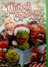 It's A Very Merry Muppet Christmas Movie (DVD, 2010) New sealed DVD!