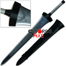 SAO Black Iron Great Broadsword Kirito Sword Art Online Greatsword Carbon Steel