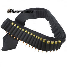 Rifle Shell Belt for .223/.308 .410 Sling Belt Bandoleer Hold up to 25 Shells