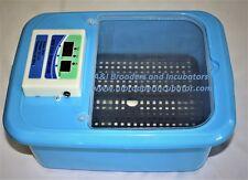 A&I  Egg DIGITAL INCUBATOR Automatic ROLLER Egg Turner+  Warranty Local Dealer