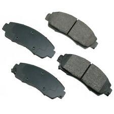 Frt Ceramic Brake Pads  Akebono  ACT1089