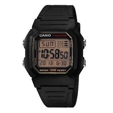 Casio W-800HG-9A Wristwatch - Black