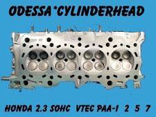HONDA ACCORD VTEC 2.3 SOHC CYLINDER HEAD PAA-1 -2 -5 -7  98-03 REBUILT