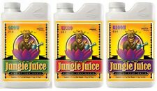 Jungle Juice Croissance x1o0ml / + bloom x 100ml + micro x 100 ml / advanced nutrients