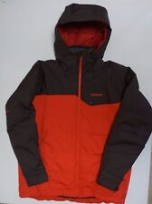 New Patagonia Rubicon Jacket Mens XL Ski snowboard Deep mahogany