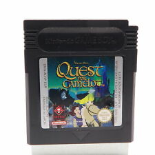 GameBoy Color | Quest For Camelot | Nintendo Game Boy Color GBC Spiel Titus
