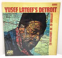 Yusef Lateef - Detroit - Atlantic 1969 - SD 1525
