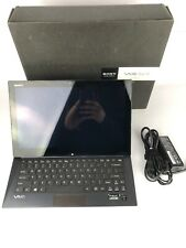 Sony Vaio Duo 13 128GB Intel Core i5-4200u CPU @ 1.60GHz 2.29GHz 8GB RAM Windo10