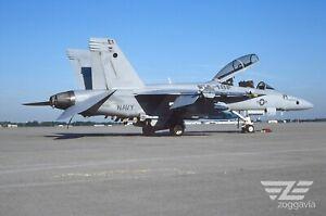 Original slide 165166 F-18F U.S. Navy, 1999