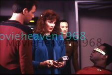 Gates McFadden STAR TREK 35MM SLIDE TRANSPARENCY 8710 NEGATIVE PHOTO