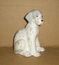 Dog Figurine German Shorthaired Pointer pup/Lomonosov