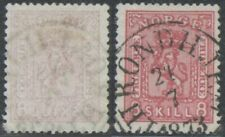 Norway - Classic used Stamp D14