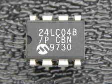 Microchip 24LC04B 4KB I2C Serial EEPROM