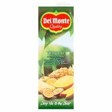Del Monte jus de fruits tropicaux boisson 6 x 1 L-LIVRAISON GRATUITE