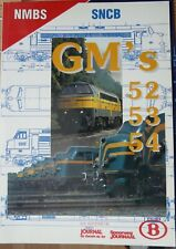 GM's 25 - 53 - 54 NMBS - SNCB - Max Delie