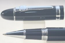 New Jinhao No. 159 Black Lacquered Rollerball Pen with Chrome Plated Trim