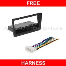 Honda Civic Radio Car Stereo CD Player Mount Dash Install Kit+Wire Harness Plug