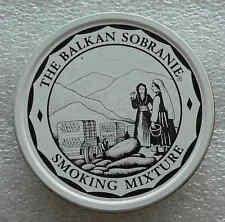 Boîte à tabac Balkan Sobranie