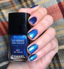 Chanel nail polish 667 bel argus rare limited edition 2013 Summer