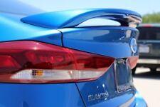 Fits: 2017 and Up Painted Hyundai Elantra Custom 2post Spoiler