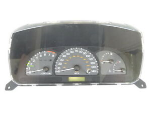Chevrolet Tacuma 1.6 Petrol 2005 Instrument Cluster Clock Speedometer 96427162