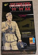 dragon action figure 1/6 ww11 german otto 12'' boxed did cyber hot toy