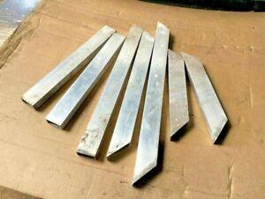 ALUMINIUM RECTANGULAR BOX SECTION 40 x 20 mm - 1.5mm (2.3 Metres job lot Bundle)