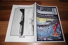 LANDSER FLIEGERGESCHICHTEN  # 61 -- BEWAFFNETE AUFKLÄRUNG // FW 200 Condor Front