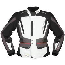 Modeka Viper LT señores Tour textil chaqueta-gris negro