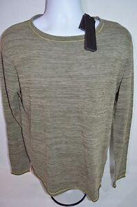 ANTONY MORATO Man's Light Crew Neck Sweater NEW  Size X-Large  Retail $135