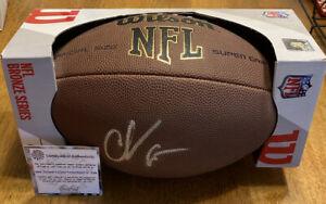 "Chad ""OchoCinco"" Johnson Autograph Signed NFL Football (Beckett COA)"