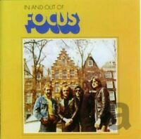 *NEW* CD Album Focus - In & Out Of Focus (Mini LP Style card Case)
