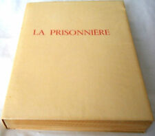 Proust - A la Recherche du Temps Perdu. La Prisonnière. Illustrations Grau-Sala