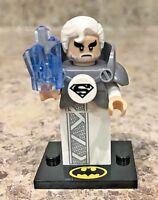 Genuine LEGO Minifigure - Jor-El - Complete from Batman Series 2 - tlbm40