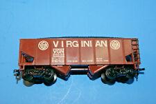 Tyco Bachmann Other ? Ho Scale Gauge Model Railroad Train Coal Car Virginian Rr