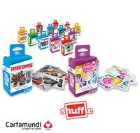 Shuffle Card Game (+App) Huge Selection (Cartamundi) (Kids/Travel/Fun/Gift)