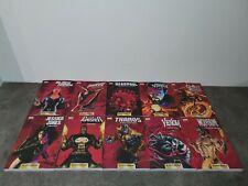 Comics Marvel dark le côté obscur collection 240 pages tomes 1 à 10 neuf