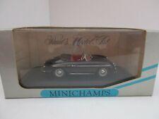 MINICHAMPS 1/43 PORSCHE 356 A SPEEDSTER 1956 BLACK NERO COD. 430065530