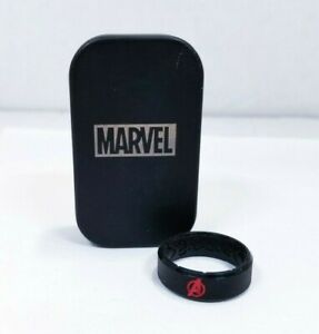 Groove Life Avengers Icon Silicone Ring Size 11