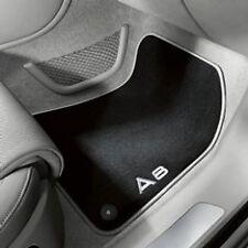 Rear Floor Mat-Premium carpeted mats AUDI OEM 4H0061276MNO
