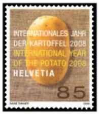 Timbre Flore Suisse 1974 ** année 2008 lot 28179