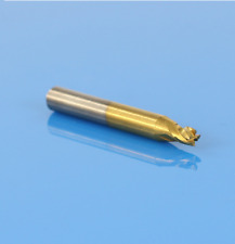 3.0 X 6.0 mm HSS Cortador Láser (Molino de extremo) se adapta a la mayoría de las máquinas de corte clave