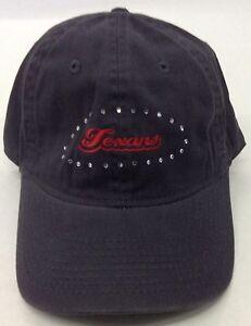 NFL Houston Texans Reebok Women's Rhinestone Slouch Buckle-Back Cap Hat NEW